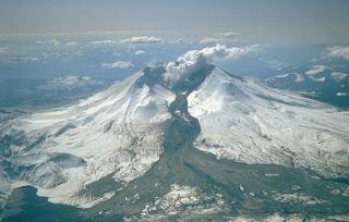6. Nevado del Ruiz, Central Columbia