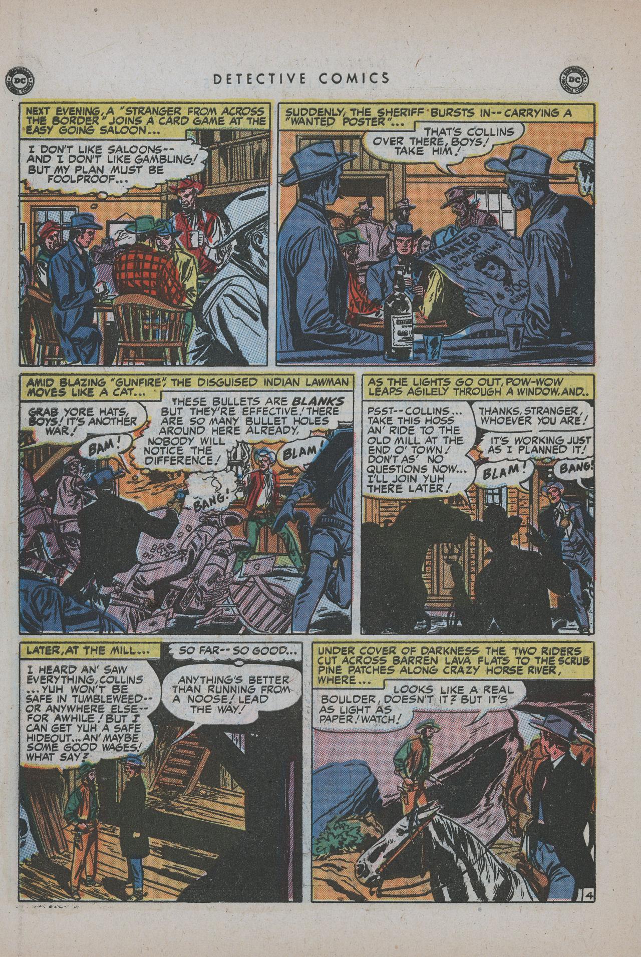 Detective Comics (1937) 171 Page 43