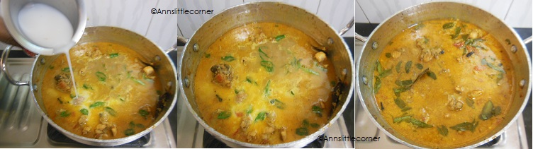 How to make Nadan Chicken Curry - Step 8
