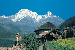 Alojarse en Nepal turismo sostenible