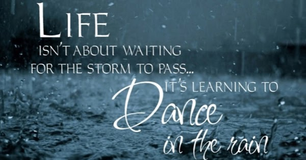 Best Facebook Cover Photos Life Isn T About Waiting For The Storm To Pass