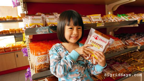 Merzci Pasalubong - Bacolod pasalubong - caramel tarts