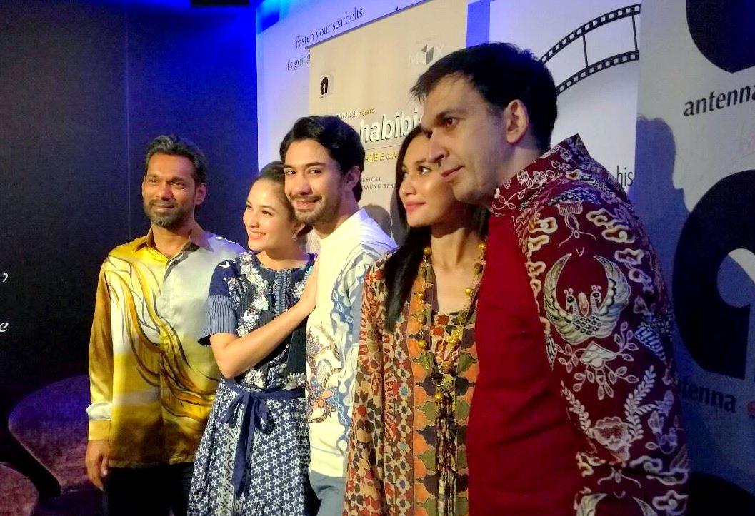 Www Mieranadhirah Com Movie Premiere Night Of Rudy Habibie Habibie Ainun 2