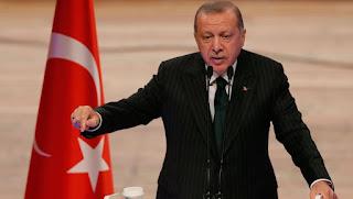 Erdoğan'dan Kral Selman'a Ağır Cümle