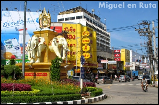 Naresuan-Phitsanulok-Tailandia