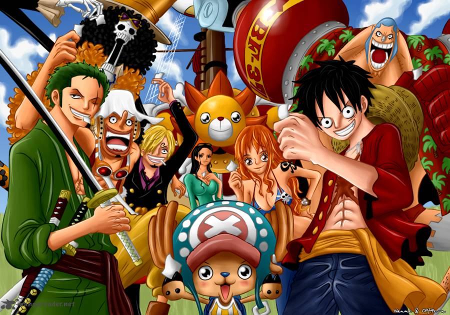 One Piece Ch 705: Maynard The Pursuer