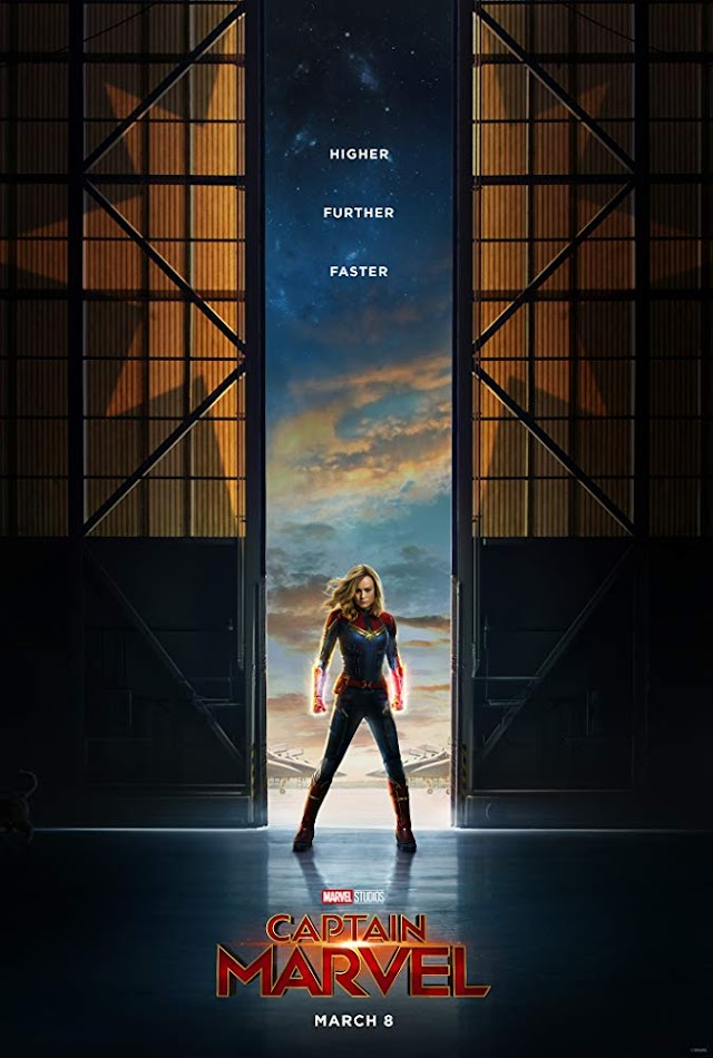 Trailer Oficial de Captain Marvel 2019