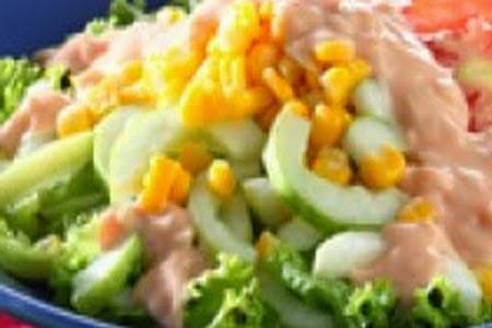 3 Variasi Resep Salad Sayur yang Mudah Serta Nikmat