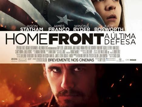 """Cinepipoca: """"Homefront - Linha de Frente"""""""