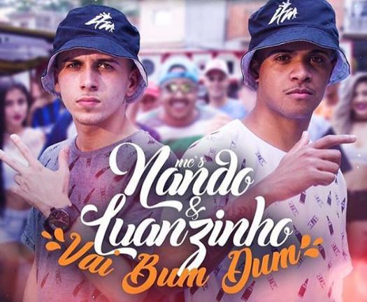 Baixar Adorei Seu Rebolado - MC Nando e MC Luanzinho Mp3