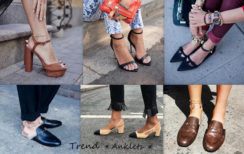 trend anklets ankle bracelets