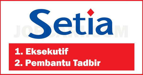 SP SETIA BERHAD JOBS VACANCIES