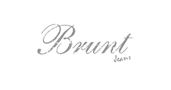 logo de la marca de jeans brunt