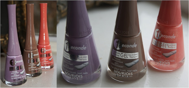 BourjoisGelNails 1 Seconde Nail Enamel by Bourjois