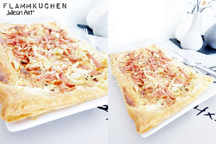 "Flammkuchen ""Wiesn Art"""