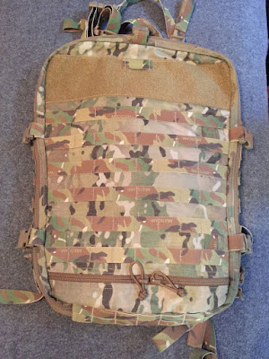NAR 4th TTMB Tiered Trauma Medic Bag System 5-Pieces Medic Ensemble