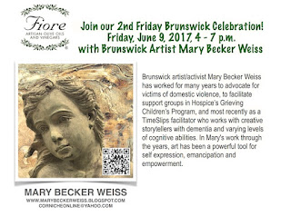 2nd Friday Brunswick Celebration @ Fiore's June, 2017