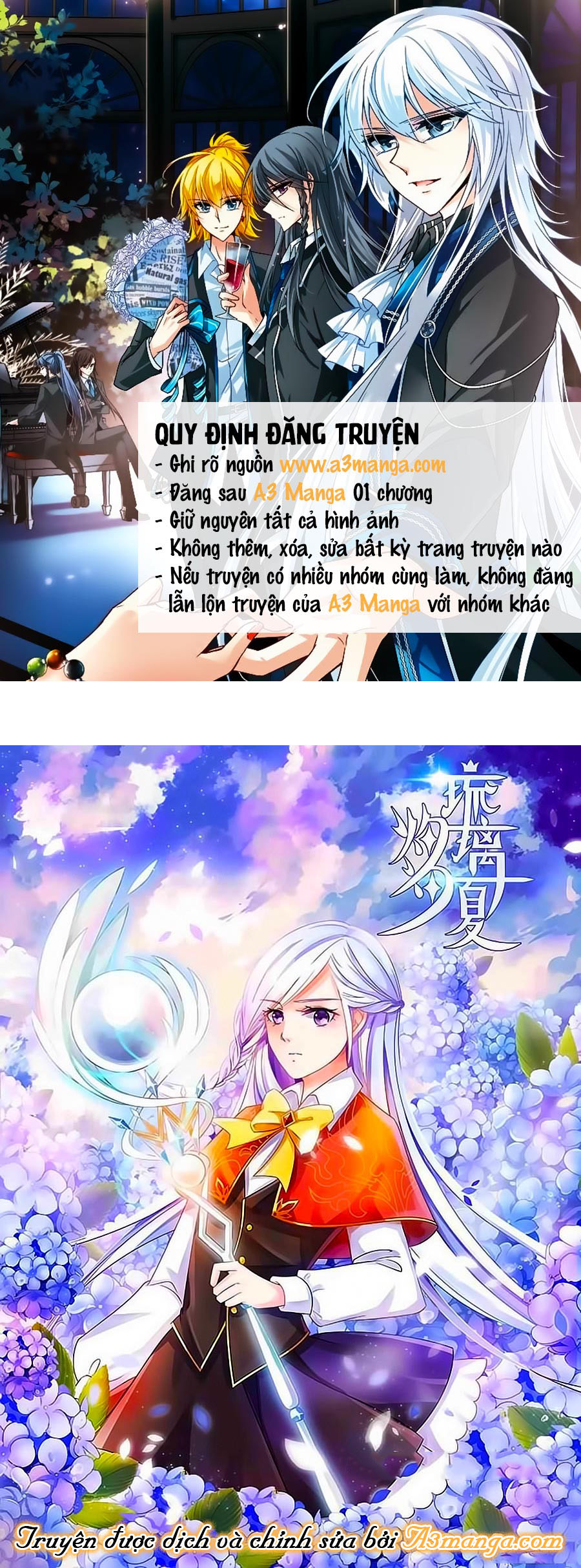 Chước Chước Lưu Ly Hạ Chap 10
