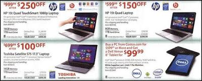 Laptops Costco