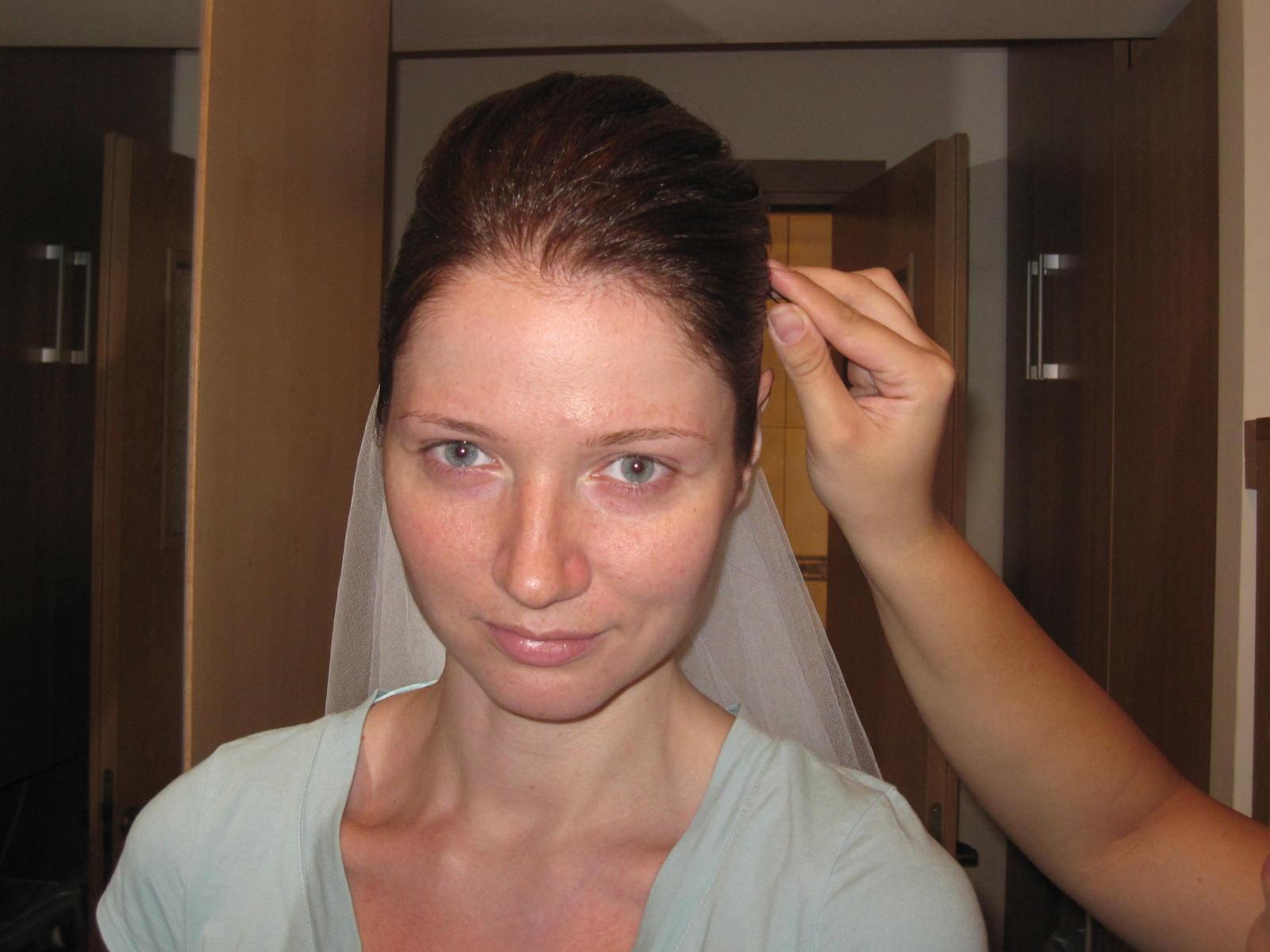 Machiaj Mireasa Natural Suzana Visan Professional Make Up Artist