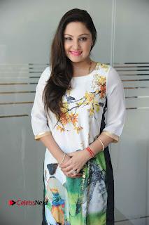 Actress Priyanka Trivedi (Upendra) Pos at Shuddhi Kannada Movie Press Meet  0006.jpg