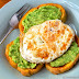 Savory French Toast with Avocado and Egg