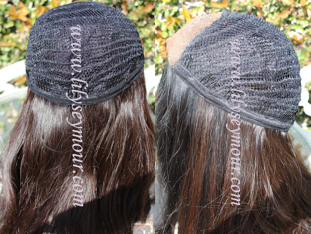 Custom Closure Wigs