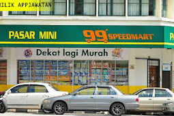 Jawatan Kosong Terkini di 99 Speed Mart Sdn Bhd