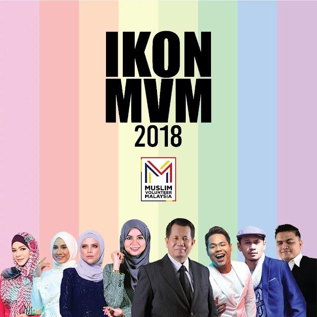 Muslim Volunteer Malaysia : IKON 2018