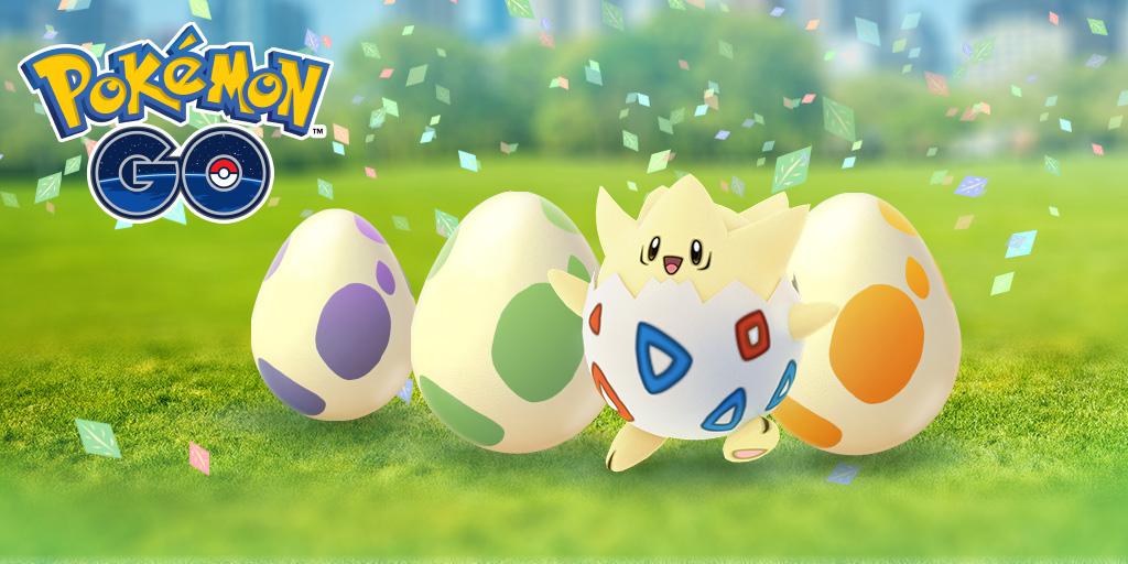 ¡Tenemos la lista entera de los pokémon que salen nuevos en los huevos en el evento de Pokémon GO!