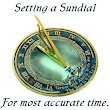 Outdoor and Gardening with Red Hill: Set your Sundial