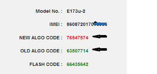 huawei modem unlock code