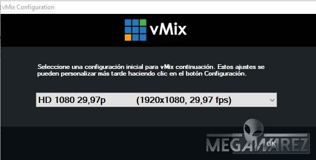 vMix Pro 19 imagenes