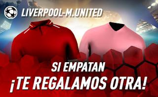 sportium Promo Liverpool vs United 16 diciembre