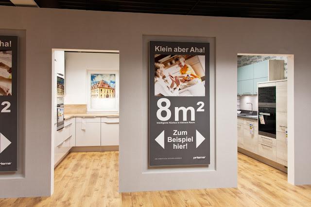 Küchen auf 8 qm Beispiele - Schmolkes Möbel-Center! Lichtenfels