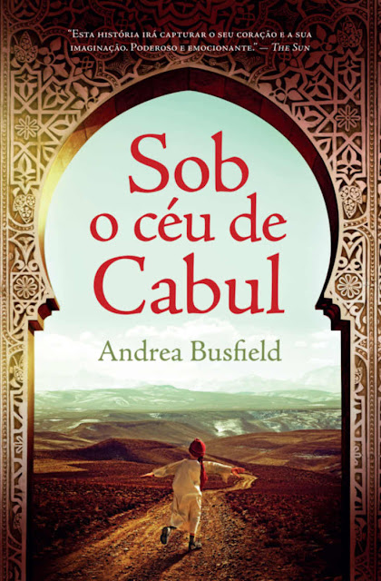 Sob o céu de Cabul Edição 2 - Andrea Busfield
