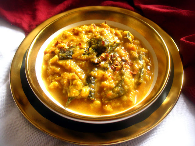 Smoky Mixed Dal Tarka