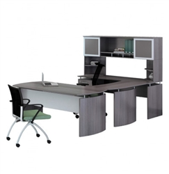 Mayline Medina U Desk