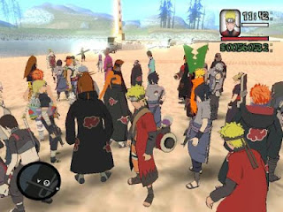 Download Modpack Naruto Ringan for PSP Android