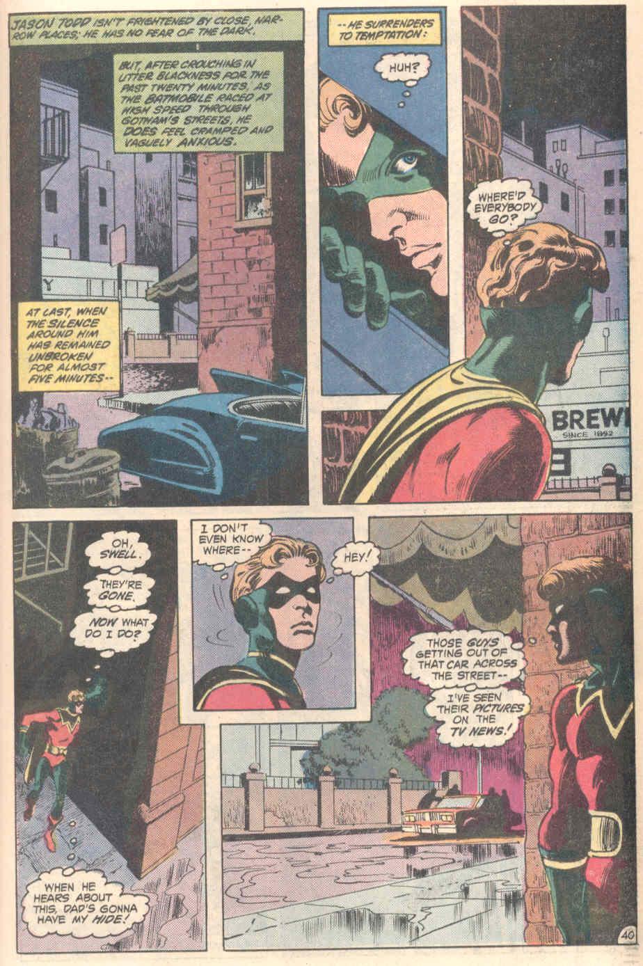 Detective Comics (1937) 526 Page 40