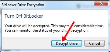 Cara Menonaktifkan Password Bitlocker dengan Mudah - LesNoles