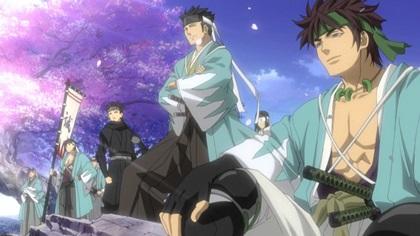ชินเซ็นกุมิ (Shinsengumi)