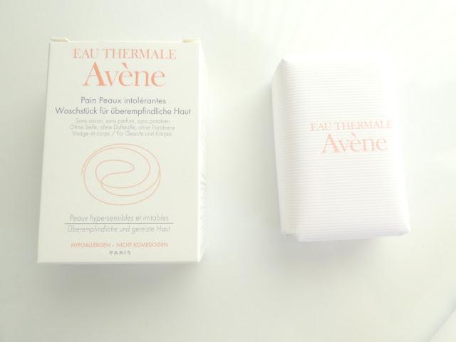 pain peau intolérantes de Avène