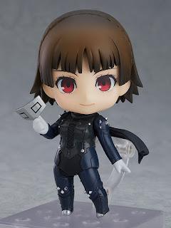 "Nendoroid Makoto Niijima: Phantom Thief Ver. de ""Persona 5"" - Good Smile Company"