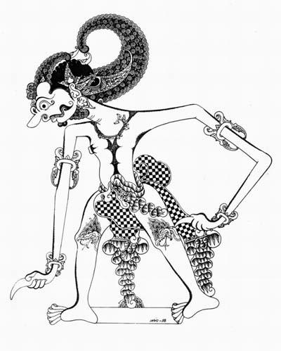 Gambar wayang kartun, gambar wayang semar, gambar wayang arjuna, gambar wayang yudistira, gambar wayang. Nama Asal Senjata Watak Kesatria Pandawa Lima Filenya