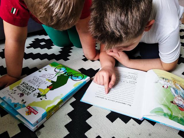 Czym zająć dziecko w czasie strajku? Książki detektywistyczne dla najmłodszych