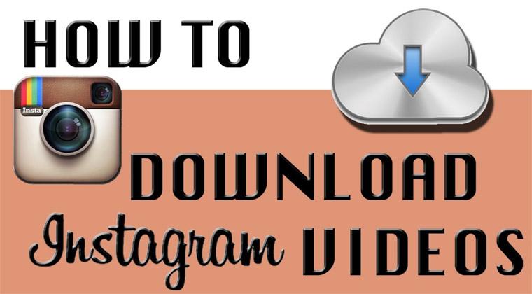 5 Cara Download Video dari Instagram, 100% Work!