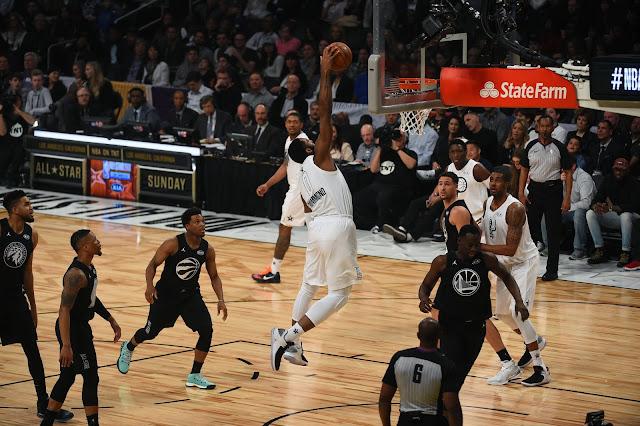 Andre Drummond All-Star Game | PistonsFR, actualité des Detroit Pistons en france