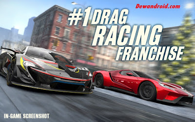 CSR Racing 2 Mod Versi 1.11.1 Apk Full Version