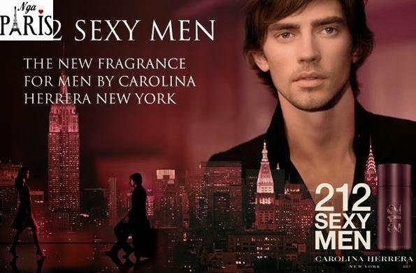 212 Sexy Men - Sexy đúng nghĩa!